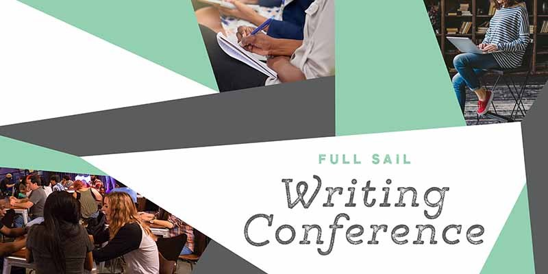 Full Sail Writing Conference Thumbnail Image