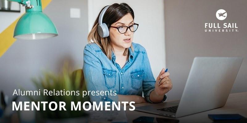 Alumni Relations presents: Mentor Moments Thumbnail Image