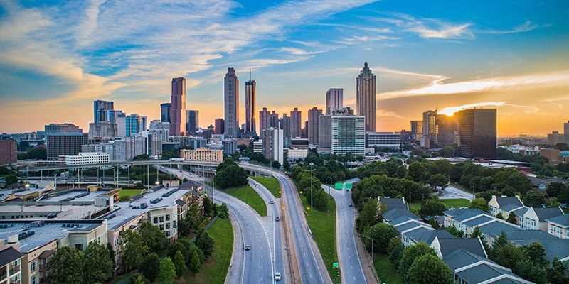 Virtual Alumni Mixer: Atlanta Hero Image