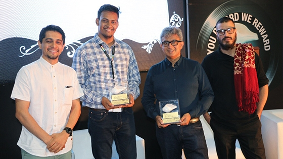 Ashish Manchanda Recognized as Best Music Producer at IRAA Awards - Story image