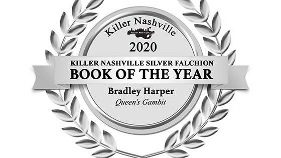 Bradley Harper wins Best Suspense Novel - Story image