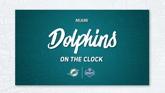 Graphic Design Grad Brandon Moore, Lead Designer Miami Dolphins - Story image