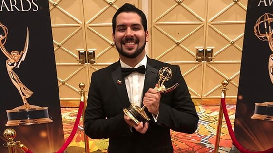 Emmy-winning Grad Becomes Producer at WFTV - Story image