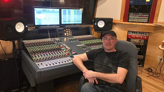 Meet Ryan Adkins of Azmyth Recording Studios - Story image