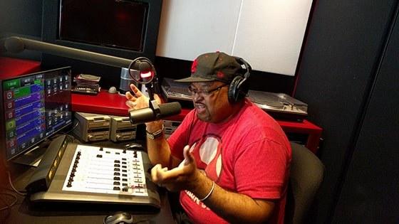 Audio Production Grad Hosts his own Radio Show Thumbnail Image