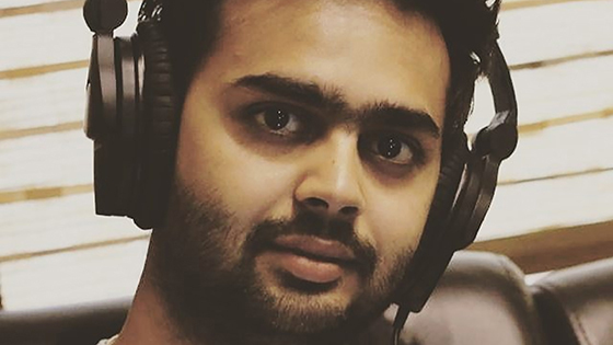 Meet the Recording Arts Grad Credited on Over 30 Bollywood Productions Thumbnail Image
